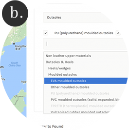 Filter your search by selecting an area or subcategory